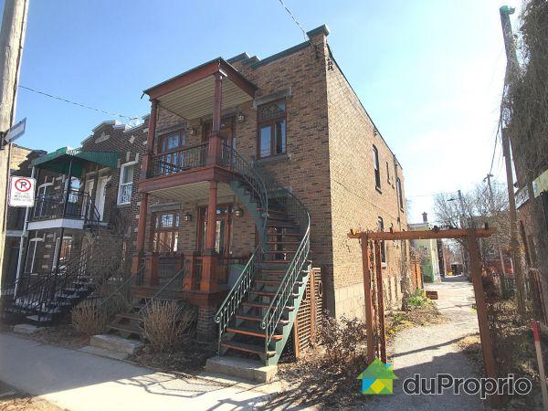 5738, 7e Avenue, Rosemont / La Petite Patrie à vendre