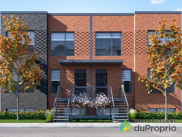 6375 23e avenue - Unité 5 ½ - Par Ayers Construction, Rosemont / La Petite Patrie for sale