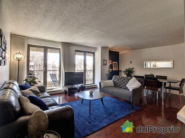 Living / Dining Room - 304-405 rue Notre-Dame Est, Ville-Marie (Centre-Ville et Vieux Mtl) for sale