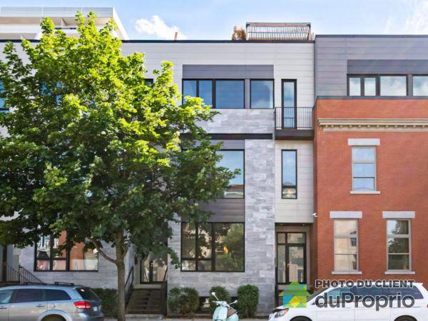 3504 rue Saint-Hubert, Le Plateau-Mont-Royal for sale