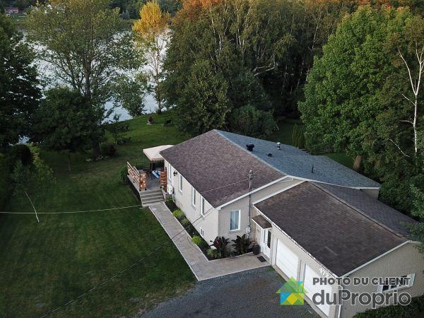 Aerial View - 4724 boulevard Allard, Drummondville (St-Nicéphore) for sale