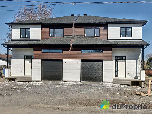 4590, rue Domville - Par Construction Frédéric Lussier, Longueuil (St-Hubert) à vendre