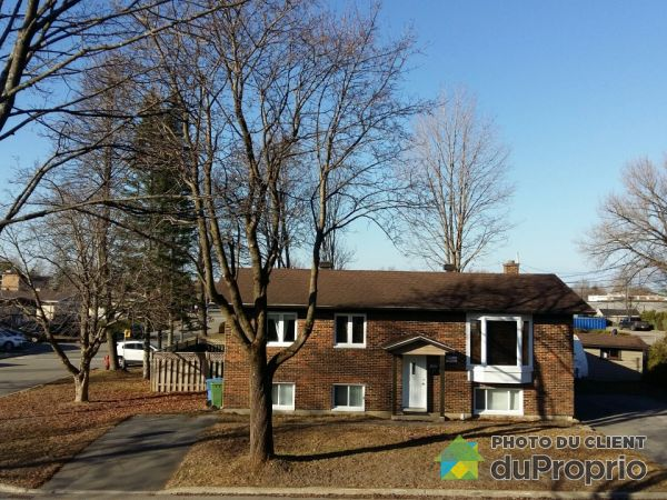 Aerial View - 9155 rue Fauvet, Neufchatel for sale