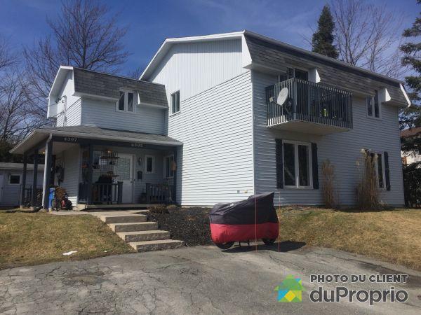Outside - 4395-4397, rue Mathy, Sherbrooke (Rock Forest) for sale