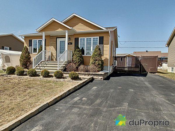 Extérieur - 2610, rue Saint-Damase, Drummondville (Drummondville) à vendre