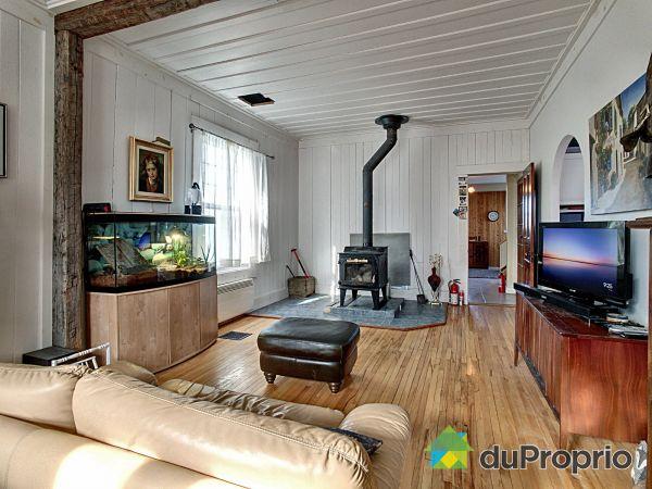 Salle de séjour - 110-112, rue Sainte-Anne, Ste-Anne-De-La-Perade à vendre