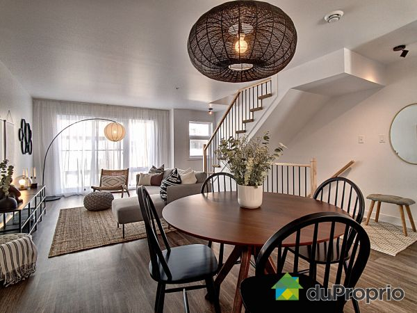 Dining Room - 210-145 rue de l'Harmonie, Delson for sale