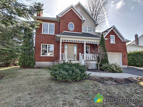815, rue de la Sainte-Anne, Drummondville (St-Charles-De-Drummond) à vendre