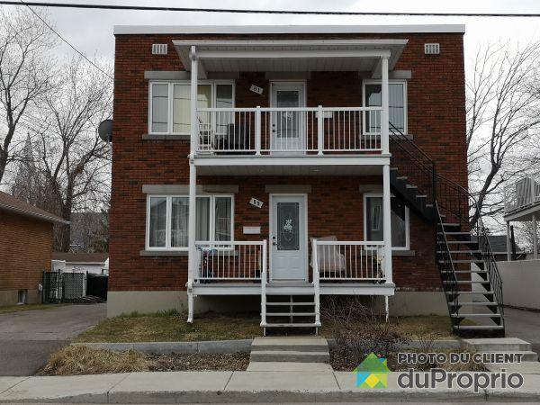 89-90 rue Saint-Maurice, Trois-Rivières (Cap-De-La-Madeleine) for sale