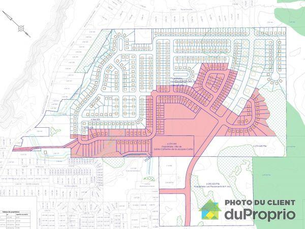 Boisé Natura - Par Construction CRD, Ste-Catherine-de-la-JC à vendre