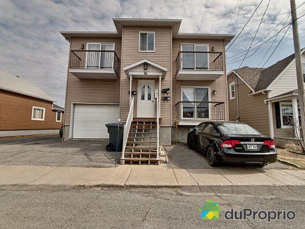 94-94A-94B, rue Duguay, Trois-Rivières (Cap-De-La-Madeleine) for sale