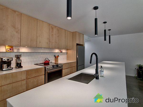 Kitchen - 6842 6e Avenue, Rosemont / La Petite Patrie for sale