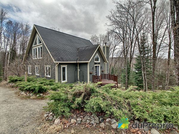 Entrance - 25 chemin de la Baie, Mont-Tremblant (St-Jovite) for sale
