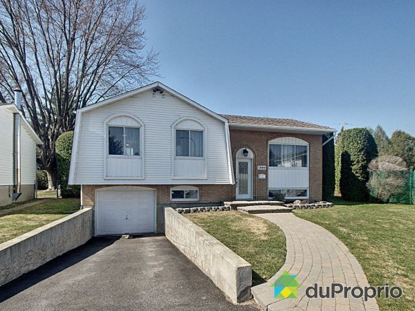 5980 rue Bach, Brossard for sale