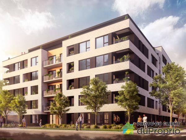 9201, rue Notre-Dame Est - Unité #211 - Les Cours Bellerive Phase 2, Mercier / Hochelaga / Maisonneuve à vendre