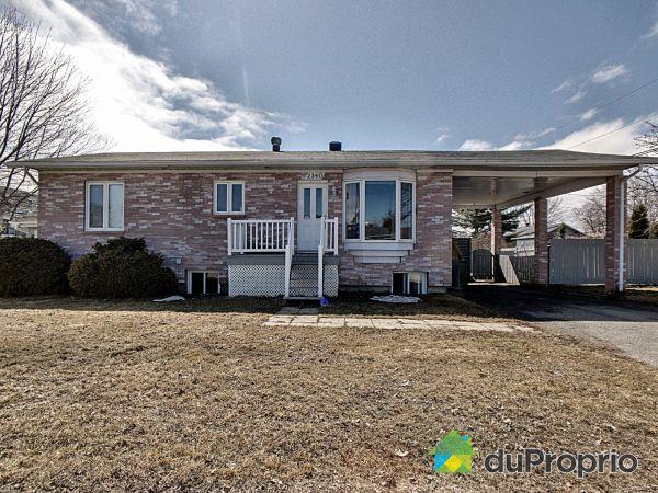 2340 avenue Larue, Beauport for sale