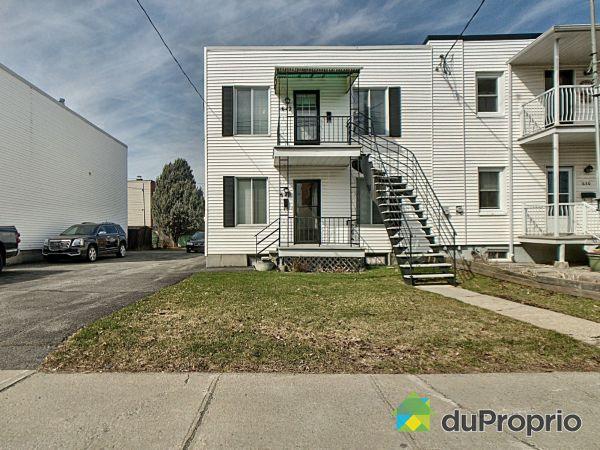 640-642, rue Sherbrooke, Lachine à vendre