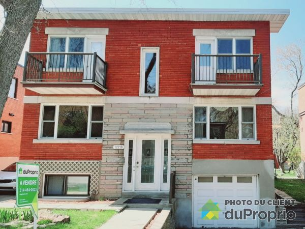 12218 boulevard Taylor, Ahuntsic / Cartierville for sale