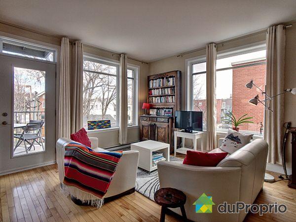 Living Room - 302-26 RUE DE LA BRIQUETERIE, Limoilou for sale