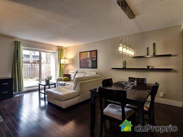 Living / Dining Room - 102-871 AV BELVEDERE, Montcalm for sale