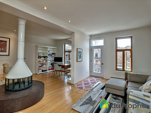 Open Concept - 727A avenue Champagneur, Outremont for sale