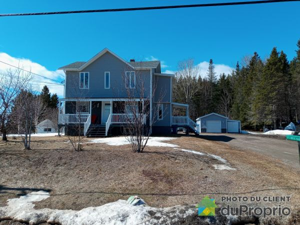 Buildings - 63, route Morin Nord, Gascons for sale