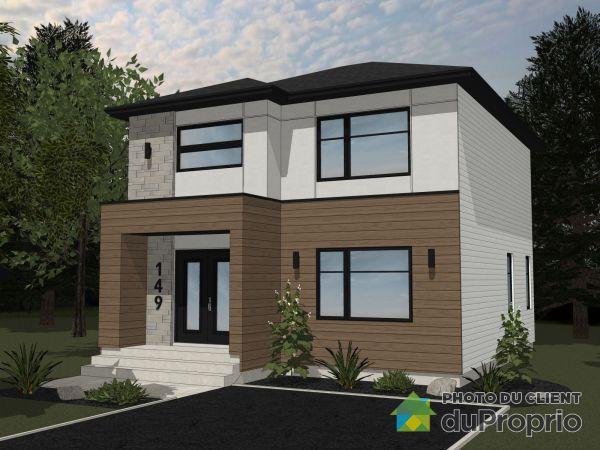rue Claude-Bouchard - Par les Construction T. Ouellet, Ste-Anne-de-Beaupré à vendre