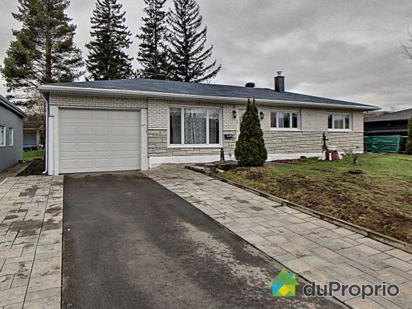 Front Yard - 9475 avenue Lucien-Paquet, Charlesbourg for sale