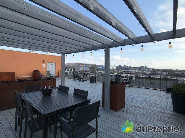 Terrasse sur le toit - 415-7060, rue Hutchison, Villeray / St-Michel / Parc-Extension à vendre
