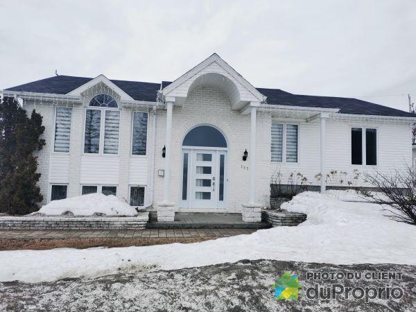 187, avenue Lafontaine, Chibougamau à vendre