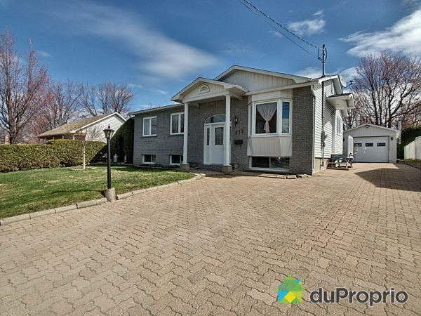232 rue Allard, Sherbrooke (Fleurimont) for sale