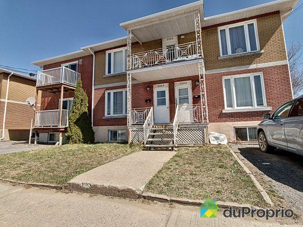 3340-3346, rue Foucher, Trois-Rivières (Trois-Rivières) à vendre