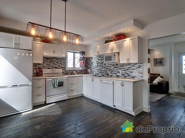Kitchen - 342 rue Jubinville, Pont-Viau for sale