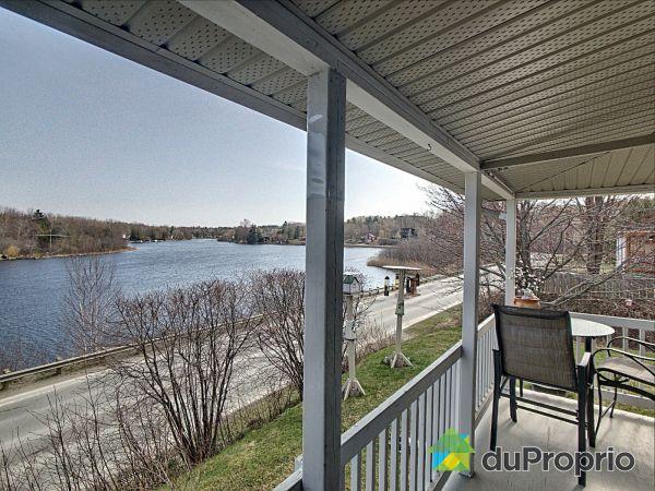 Vue sur rivière - 4718, boulevard de l'Université, Sherbrooke (Rock Forest) à vendre