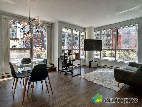 Living / Dining Room - 4110-5150 rue Buchan, Côte-des-Neiges / Notre-Dame-de-Grâce for sale