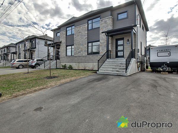 Stationnement - 775, rue du Chardonnay, Drummondville (St-Nicéphore) à vendre