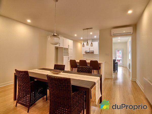 Dining Room - 8564 rue Saint-Denis, Villeray / St-Michel / Parc-Extension for sale