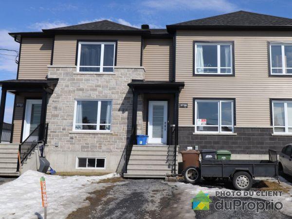 3726 rue Imelda-Lefebvre  - Par Les Entreprises Lachance, Sherbrooke (Rock Forest) for sale