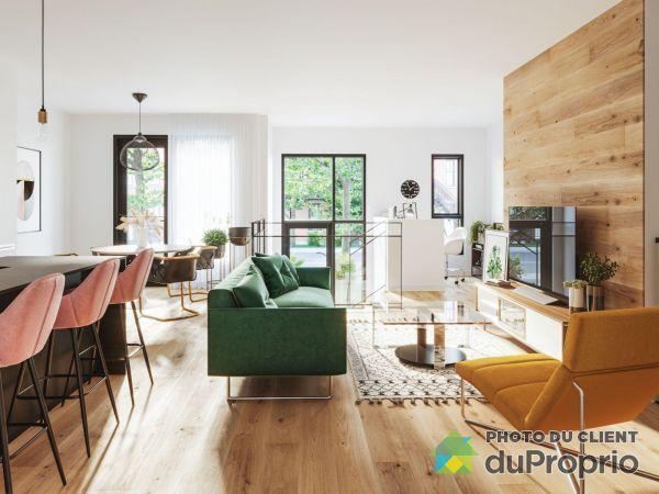 101-2651 rue Beaubien Est - Par Groupe ECG, Rosemont / La Petite Patrie for sale