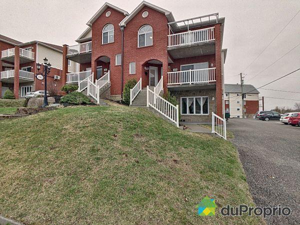 Condo - 3338 rue Thérèse-Casgrain, Sherbrooke (Jacques-Cartier) for sale