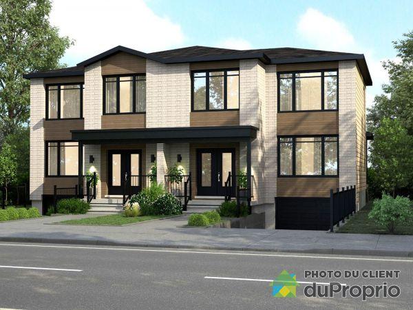rue de l'Apothicaire - Domaine du Boisé - Par Les Habitations Entourages, Mirabel (St-Canut) à vendre