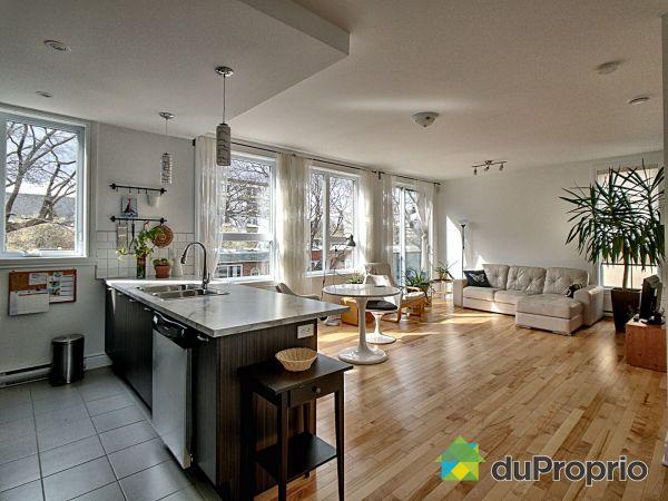 Open Concept - 301-3670 rue de Rouen, Mercier / Hochelaga / Maisonneuve for sale