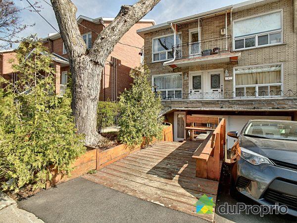 6383, 38e Avenue, Rosemont / La Petite Patrie à vendre