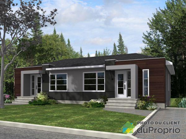 Modèle à construire - Boisé Natura - Par Construction CRD, Ste-Catherine-de-la-JC for sale