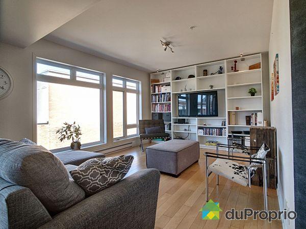 Living Room - 5-960 rue Saint-Vallier Est, Vieux-Québec for sale