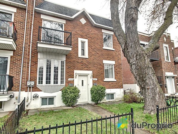 7110-7112, rue d'Iberville, Villeray / St-Michel / Parc-Extension for sale