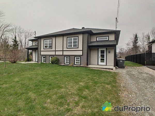 3845, rue Lucien-Bédard, Sherbrooke (Rock Forest) à vendre