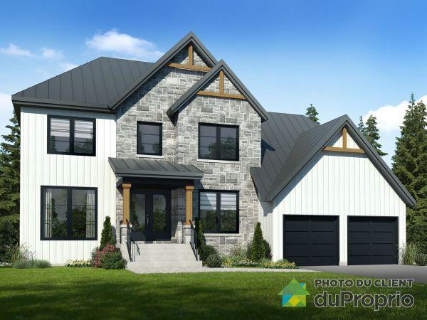 3065, boulevard Curé-Labelle - modèle Banff, Piedmont à vendre