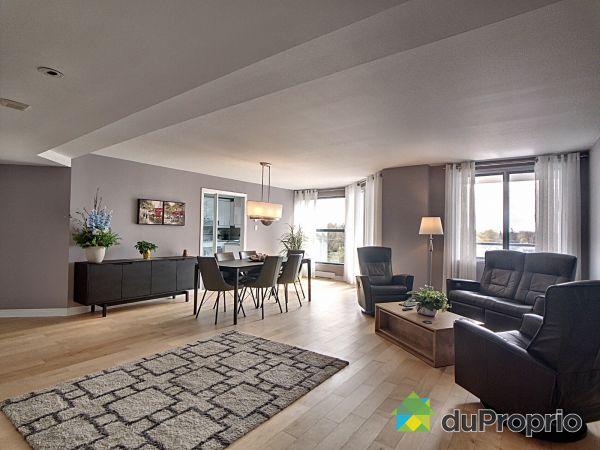 Dining Room / Living Room - 509-8 rue Riverside, St-Lambert for sale