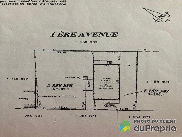Lot - 664 1re Avenue, Fabreville for sale